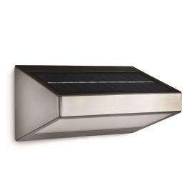 Applique d'extérieur solaire LED Greenhouse, inox