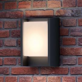 Applique d'extérieur LED anthracite Arbour