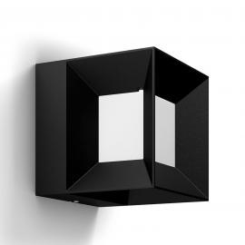 Applique d'extérieur LED cubique Parterre
