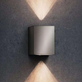 Applique d'extérieur LED en inox Cistus