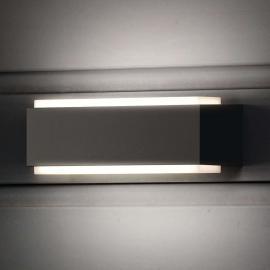 Applique d'extérieur LED blanc chaud Stratosphère