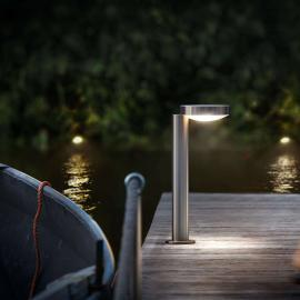 Luminaire pour socle LED Cockatoo, blanc chaud