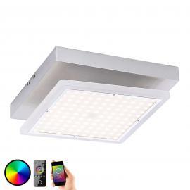Avec télécommande - plafonnier LED Vidal 33,5