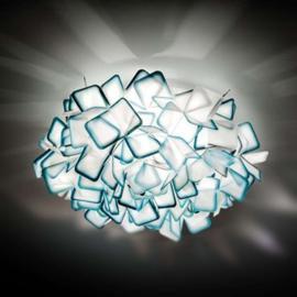 Magnifique applique Clizia, bleu