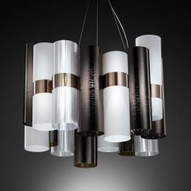 Suspension de designer LED stylée La Lollo