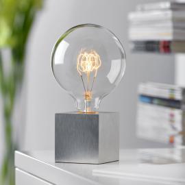 Lampe à poser LED originale Cubic