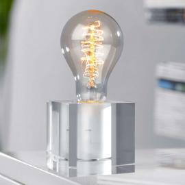 Lampe à poser originale Cubic en acrylique