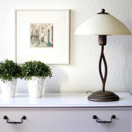 Belle lampe à poser Capri