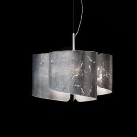 Superbe suspension à 3 lampes Papiro