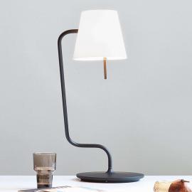 Lampe à poser de designer modulable Elane.