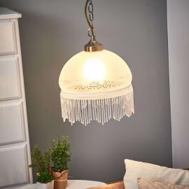 Suspension décorative VICTORIANA, 1 lampe