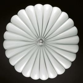 Plafonnier GIOVE blanc 48 cm