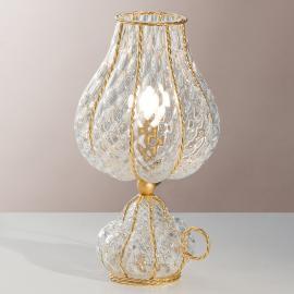 Lampe à poser fascinante Odalisca