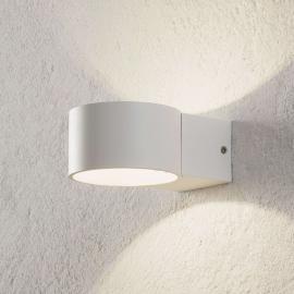 Applique murale LED Lacapo diffusion haut et bas