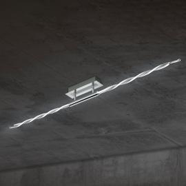 Plafonnier LED Portofino, forme insolite