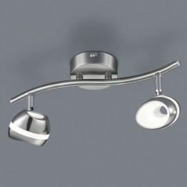 Plafonnier LED Shark à deux lampes