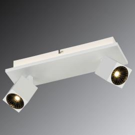 Plafonnier LED réglable Cuba avec LED Osram
