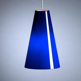 Suspension Schnepel bleue