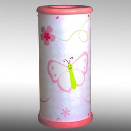 Lampe à poser LED Papillon pr la chambre d'enfants