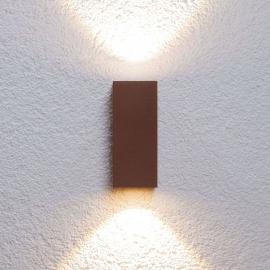 Applique d'extérieur LED Tavi total rouille