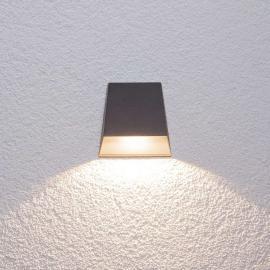 Applique d'extérieur LED Hanno à faisceau large