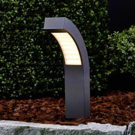 Luminaire pour socle LED courbé Lennik 40 cm