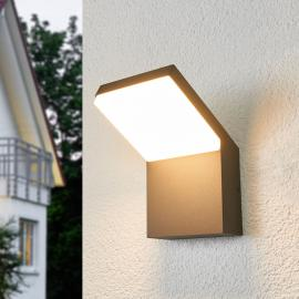 Applique d'extérieur LED Yolena orientée en bas