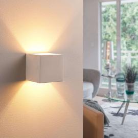 Applique LED Kay à lumière vers le haut et le bas