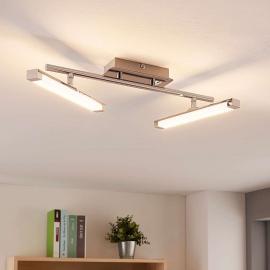 Plafonnier LED Pilou moderne, dimmable 3 niveaux