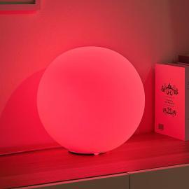 Lampe à poser Rhona LED RVB, avec app