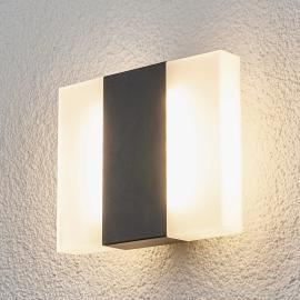 Börje - applique d'extérieur LED carrée