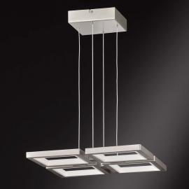 Suspension LED Viso, dimmable par interrupteur