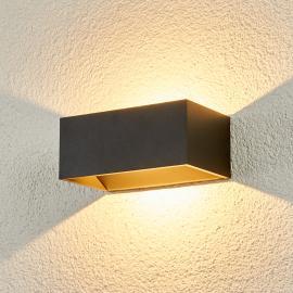 Applique d'extérieur LED Kjella