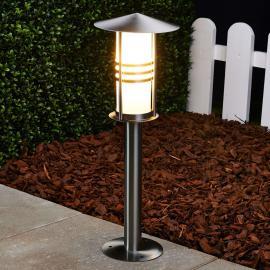 Luminaire pour socle Erina en inox