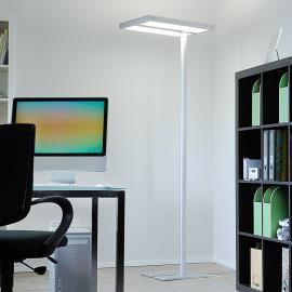 Lampadaire de bureau haut de gamme Quirin avec LED