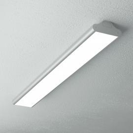 Plafonnier LED bureau Lexine, allongé
