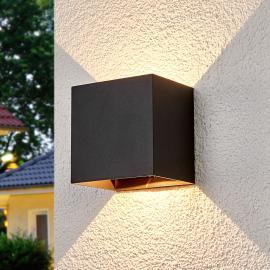 Applique murale extérieure Evie à LED