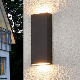 Applique murale extérieure LED Corda plate