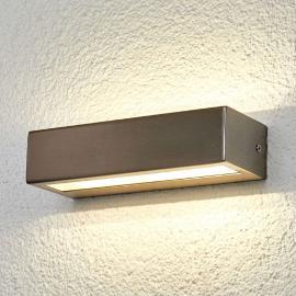 Patrica - applique d'extérieur LED en inox