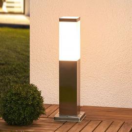 luminaire pour socle Lorian en inox