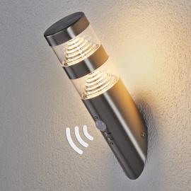 Applique d'extérieur LED Lanea à détecteur de mvt