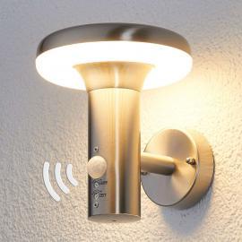 Applique d'extérieur LED Pepina à détecteur de mvt