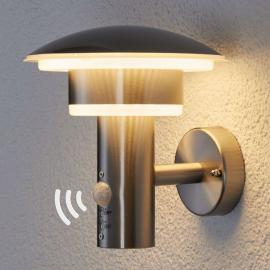 Applique d'extérieur LED Lillie à détecteur IR