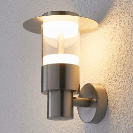 Applique d'extérieur LED Anouk en inox