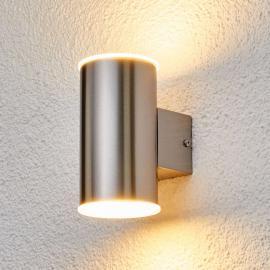 Morena - applique d'extérieur LED en inox
