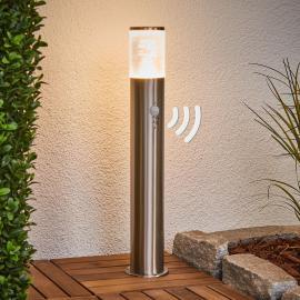 Luminaire pour socle Belen, détecteur de mouvement