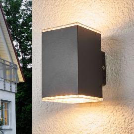 Applique d'extérieur LED Lydia, à 2 lampes