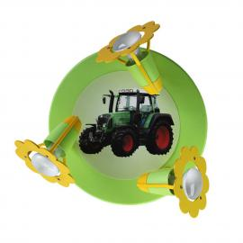 Plafonnier tracteur