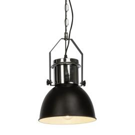 EEK A++, Suspension Salford - Métal - 1 ampoule - Chrome, Brilliant