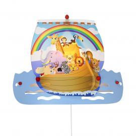 Applique murale Arche de Noé